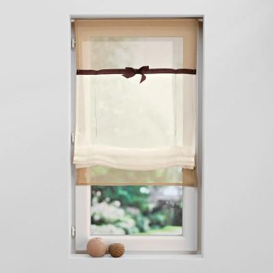 Záclona vitrážová