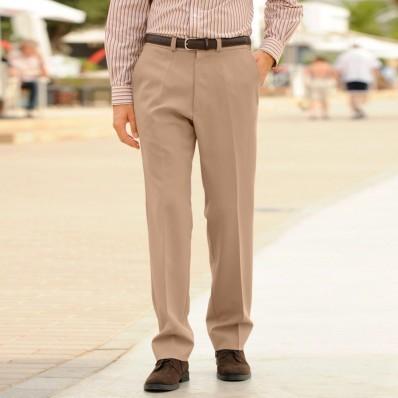 Kalhoty s regulovatelným páskem, poly