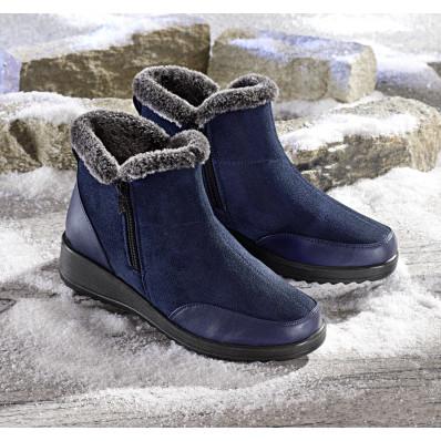 Kotníkové boty Kristýna