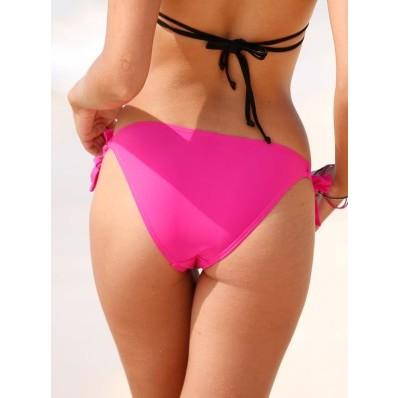 Plavkové kalhotky s postranním zavázáním