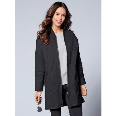 Kabát na zip