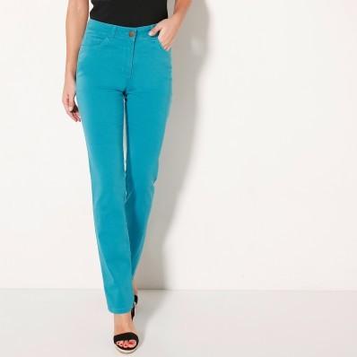 Kalhoty pro efekt plochého bříška