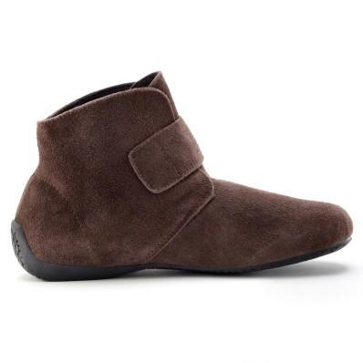 Členkové topánky na suchý zips