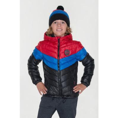 Chlapčenská bunda na zips Sam 73