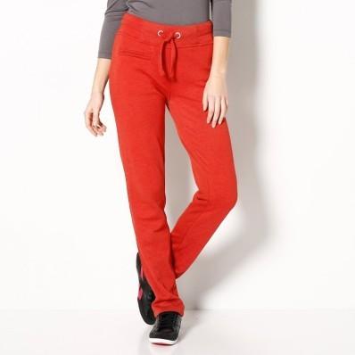Kalhoty z meltonu