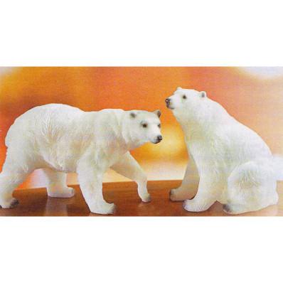 Lední medvědi 2ks
