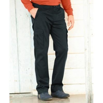 Kalhoty s kapsami