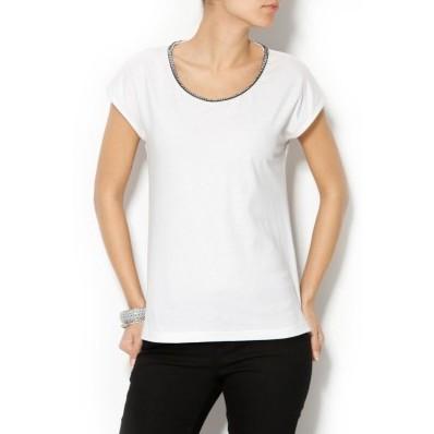 Tričko s ozdobným štrasom