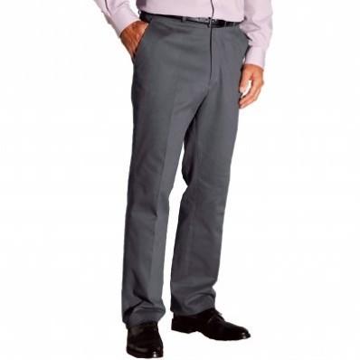Kalhoty s 5 kapsami, délka nohavic 77 cm