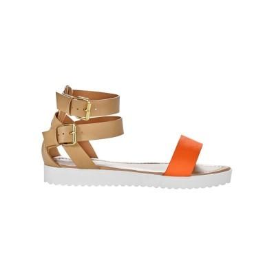 Sandály dvojfarebné