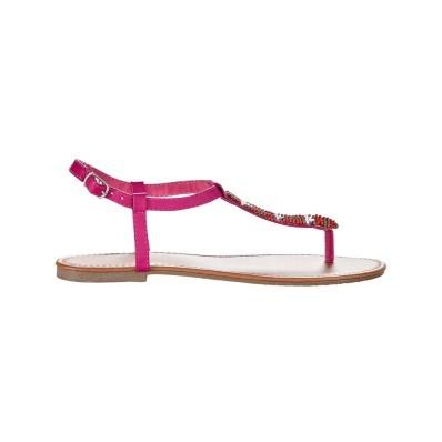 Sandály s korálky