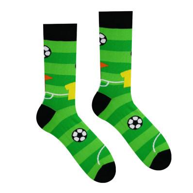 Veselé ponožky Fotbalista