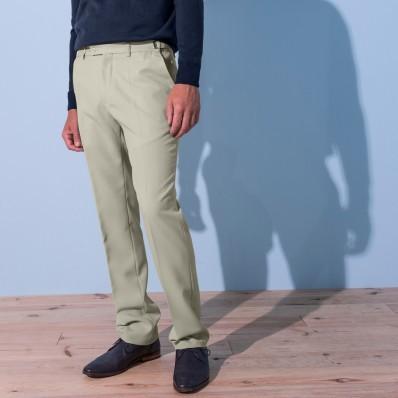 Kalhoty, 100% polyester, nastavitelný pa