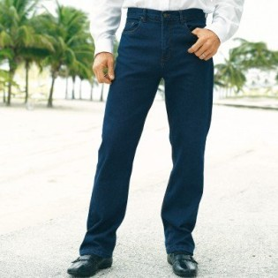 Pánské riflové kalhoty, 50% bavlna