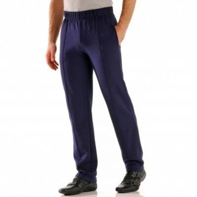 Kalhoty s podílem vlny