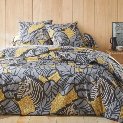 Posteľná bielizeň Zebra, bavlna, zn. Col