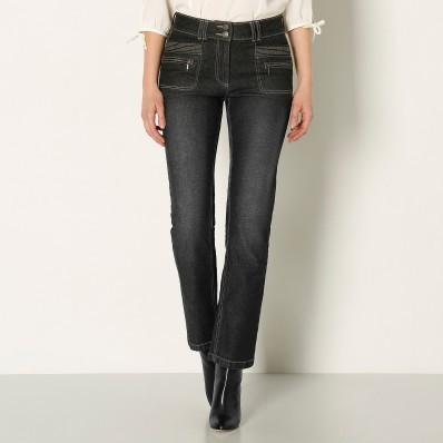 Tvarující džíny s 5 kapsami